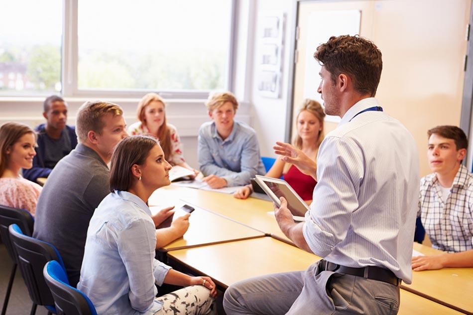 Spanish teacher training course